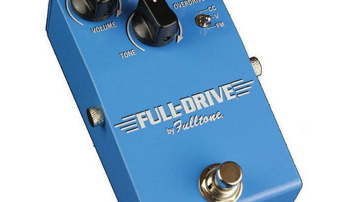 Fulltone フルトーン / FULL-DRIVE 1【オーバードライブ】