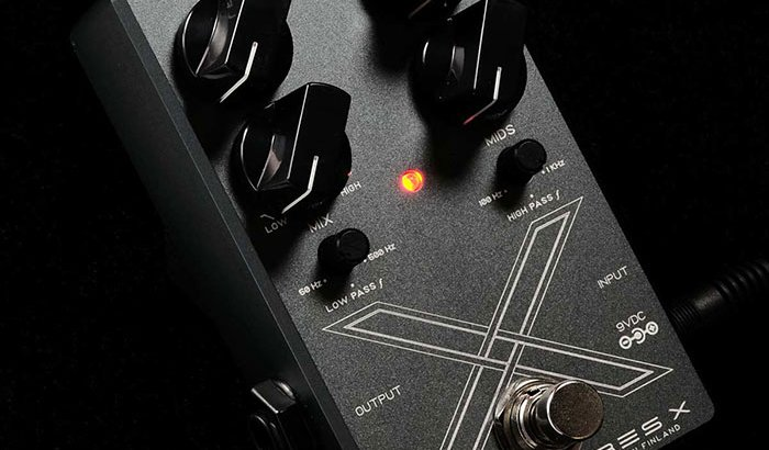 Darkglass Electronics ダークグラスエレクトロニクス / Microtubes X 【ベース用ディストーション】