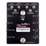 Empress Effects エンプレスエフェクト / buffer+ Stereo 【バッファー】