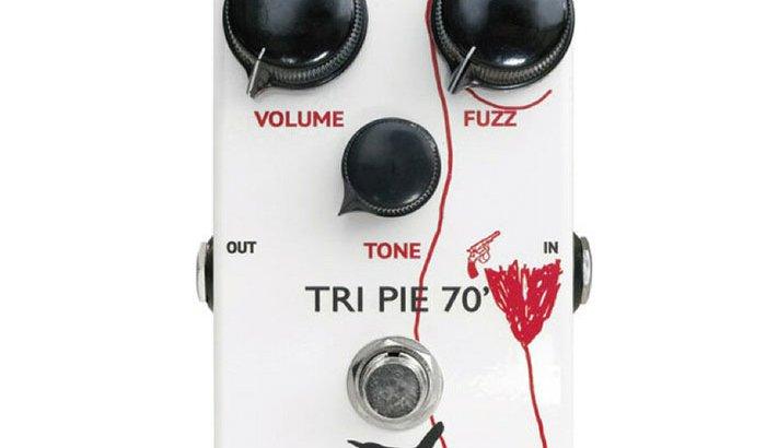Wren and Cuff Creations レナンドカフクリエイションズ / Tri-Pie 70′ 【ディストーション】