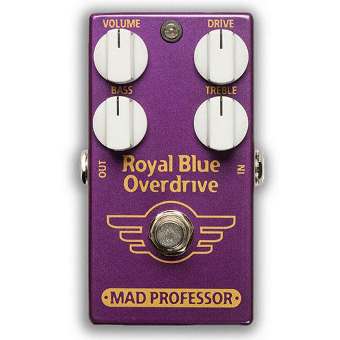 Mad Professor マッドプロフェッサー / Royal Blue Overdrive FAC【オーバードライブ】