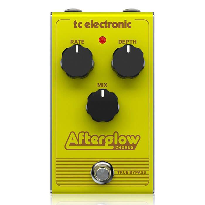 tc electronic ティーシーエレクトロニック / AFTERGLOW CHORUS【コーラス】