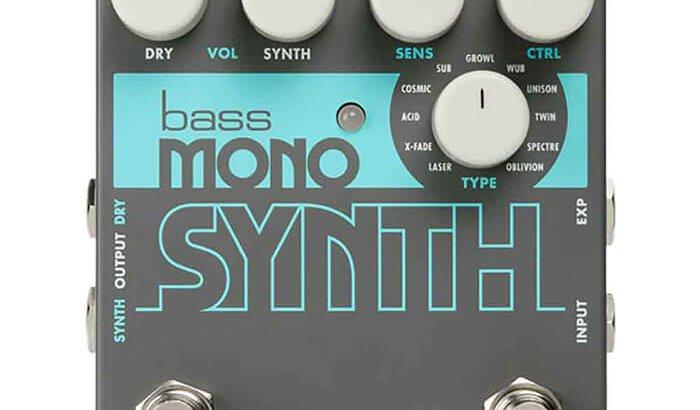 Electro Harmonix エレクトロハーモニクス / Bass Mono Synth【ベース シンセサイザー】