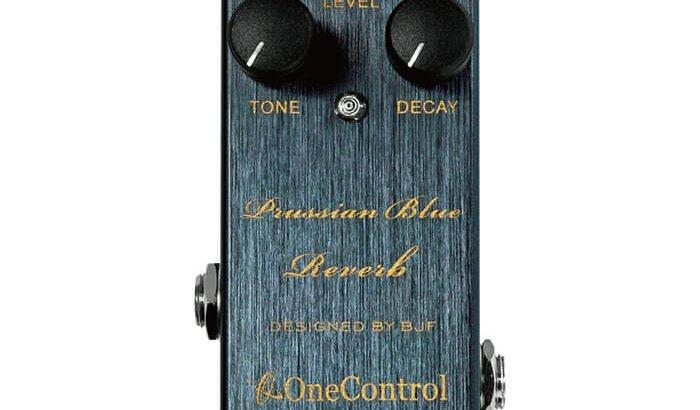 One Control ワンコントロール / Prussian Blue Reverb【リバーブ】