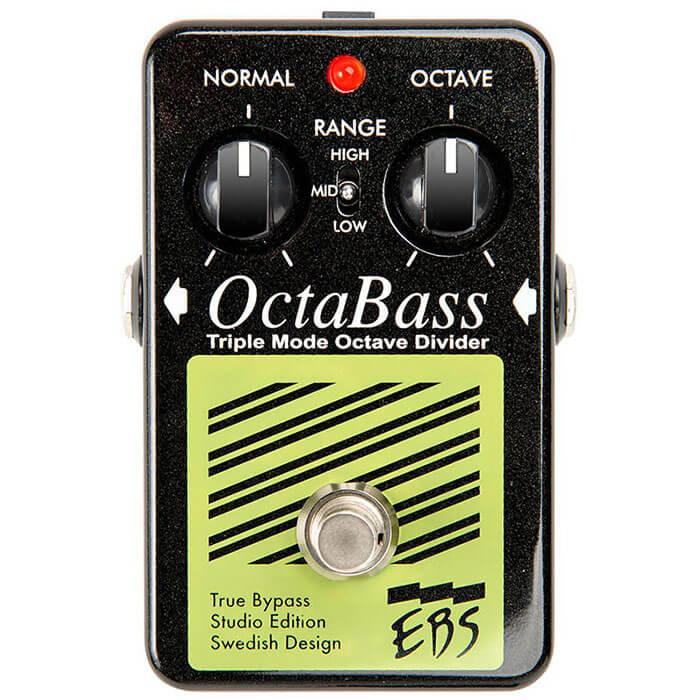 EBS イービーエス / OctaBass Studio Edition【ベース用オクターバー】