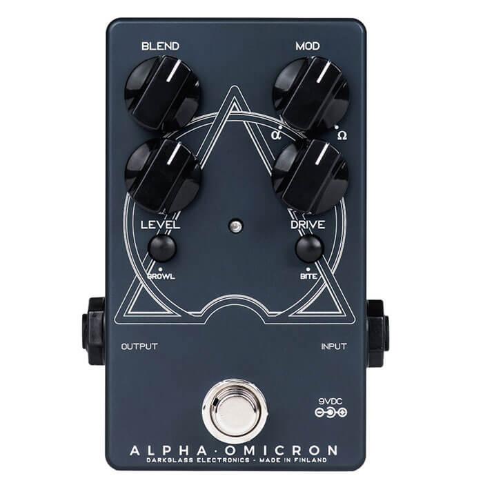 Darkglass Electronics ダークグラスエレクトロニクス / Alpha Omicron【ベース ディストーション】