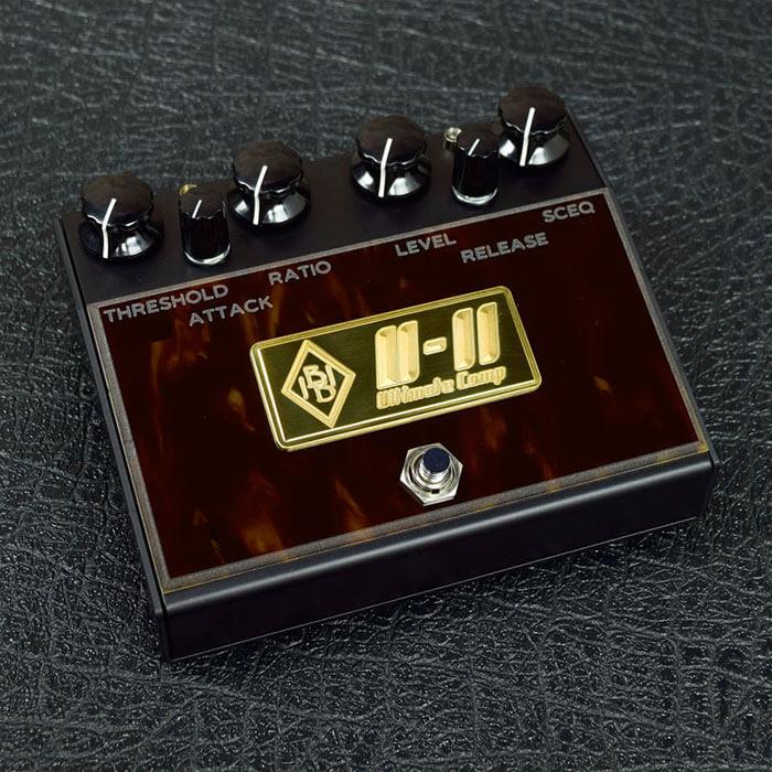 Inner Bamboo インナーバンブー / Bass Instruments U-II Ultimate Comp【ベース用コンプレッサー】