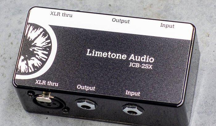 Limetone Audio ライムトーン オーディオ / JCB-2SX 【シグナルジャンクションボックス】