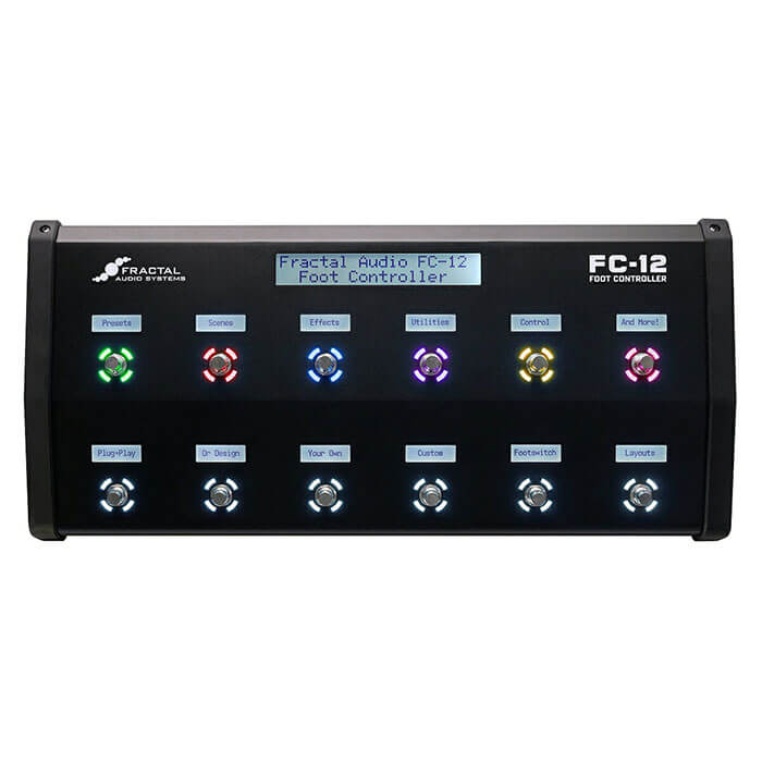 Fractal Audio Systems フラクタルオーディオシステムズ / FC-12 Foot Controller【Axe-Fx III専用フットコントローラー】