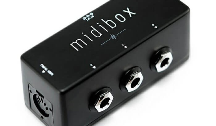Chase Bliss Audio チェイスブリスオーディオ / Midibox【MIDIインターフェース】