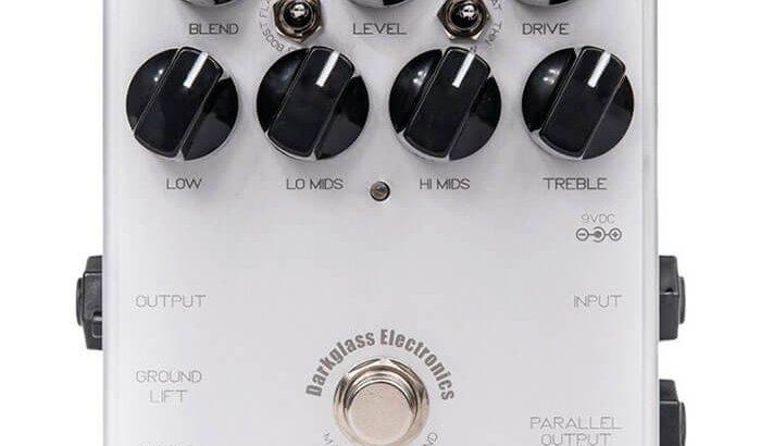 Darkglass Electronics ダークグラスエレクトロニクス / Vintage Deluxe【ベース オーバードライブ】