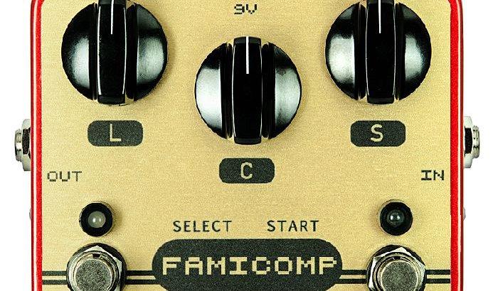 6 Degrees Fx シックスディグリースエフェクツ / Famicomp【ファズ】【コンプレッサー】
