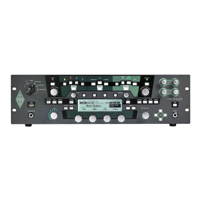 KEMPER ケンパー / Kemper Profiling Power Rack【アンプシミュレーター】