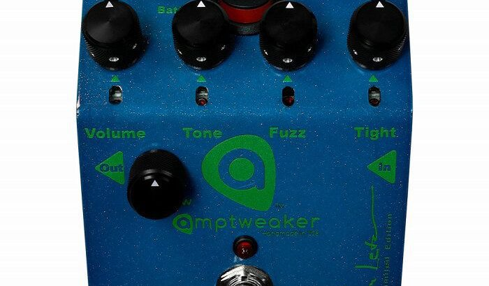 Amptweaker アンプトゥイーカー / Lefebvre TightFuzz ティム・ルフェーブルモデル【ベース用ファズ】