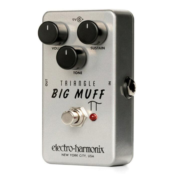 Electro Harmonix エレクトロハーモニクス / Triangle Big Muff Pi   トライアングルビッグマフ【ディストーション】【ファズ】