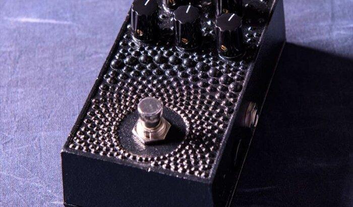 kgr harmony ケージーアールハーモニー / あられ 南部鉄器 エフェクター【オーバードライブ】