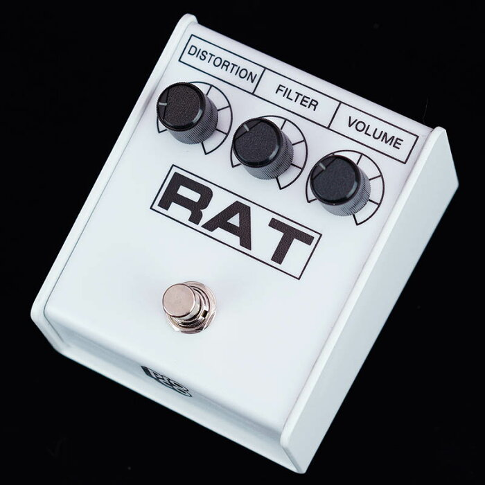 ProCo プロコ / RAT 2 WHITE IKEBE ORIGINAL MODEL【ディストーション】【イケベオリジナル】【白ラット】