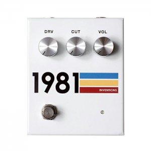 1981 Inventions / 1981 インヴェンションズ DRV【プリアンプ】【ディストーション】