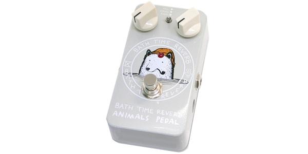 Animals Pedal アニマルズペダル / Bath Time Reverb【リバーブ】