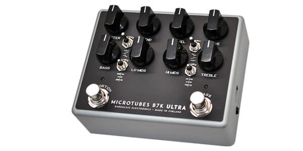 Darkglass Electronics ダークグラスエレクトロニクス / Microtubes B7K Ultra V2【ベース オーバードライブ】