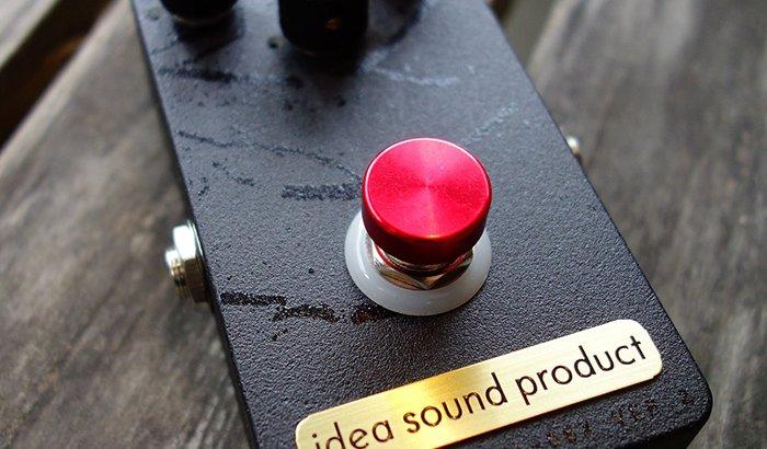 Idea Sound Product イディアサウンドプロダクト / IDEA-DSX ver.2【ディストーション】