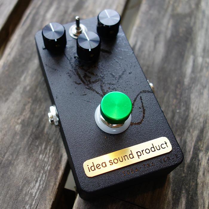 idea sound product イディアサウンドプロダクト / IDEA-TSX ver.2【オーバードライブ】