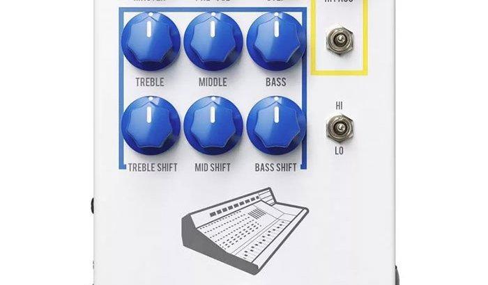 JHS Pedals ジェイエイチエスペダルズ / COLOUR BOX V2 カラーボックス【プリアンプ/イコライザー】