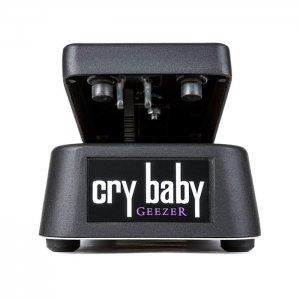 Jim Dunlop ジムダンロップ / GZR95 BUTLER CRY BABY WAH ブラックサバス ギーザー・バトラー モデル 【ベース用ワウペダル】