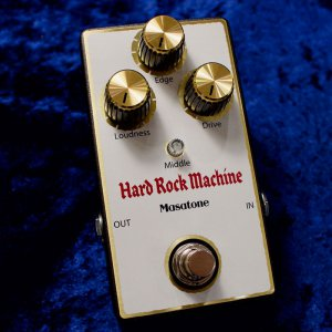 Masatone / Hard Rock Machine【ディストーション】