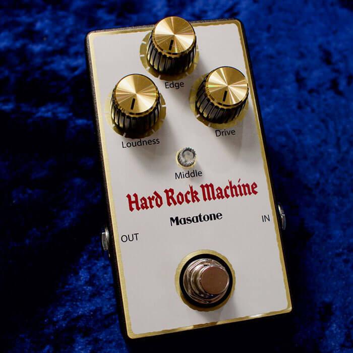 Masatone Effectifiers マサトーン / Hard Rock Machine【ディストーション】