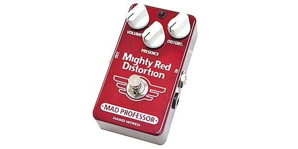 Mad Professor マッドプロフェッサー / Mighty Red Distortion HW【ディストーション】