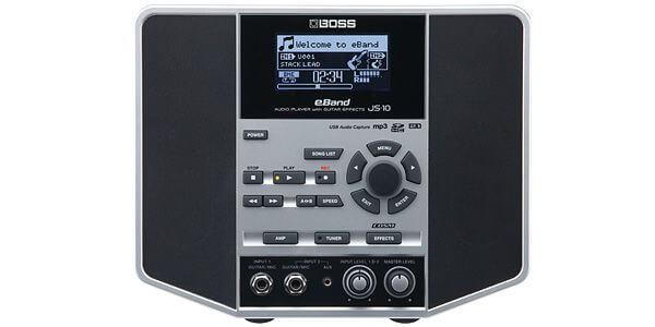 BOSS ボス / eBand JS-10【オーディオプレイヤー】