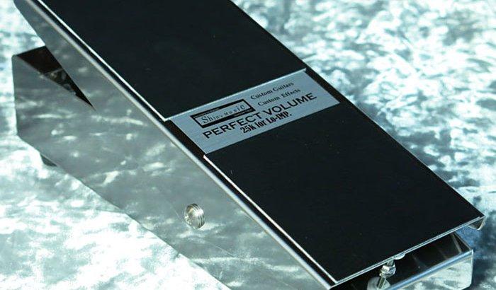 Shin's Music シンズミュージック / Perfect Volume 25K for LO-IMP Black 【ボリュームペダル】