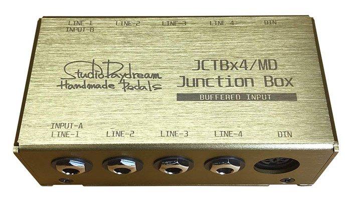 StudioDaydream スタジオデイドリーム / JCTBx4/MD B.I. V4.0【ジャンクションボックス】