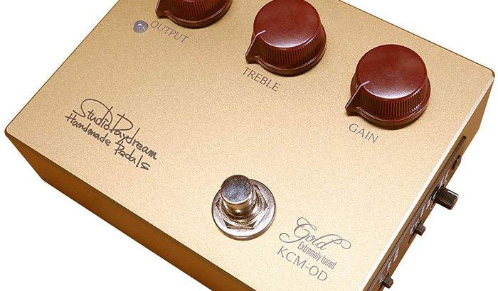 StudioDaydream スタジオデイドリーム / KCM-OD V9.0 Gold -Extremely tuned-【オーバードライブ】