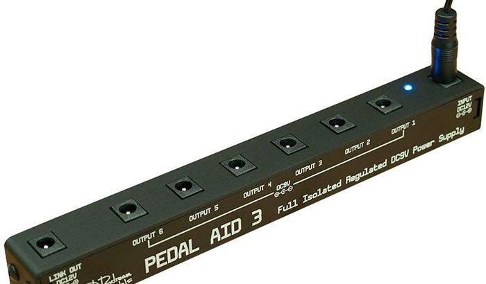 StudioDaydream スタジオデイドリーム / PEDAL AID 3 V3.5【パワーサプライ】