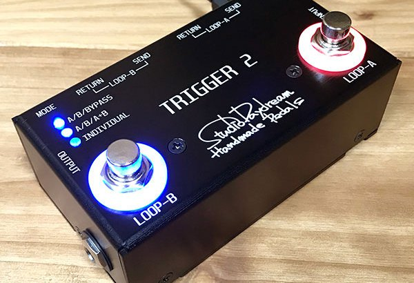 StudioDaydream スタジオデイドリーム / TRIGGER2 V5.0【スイッチャー】