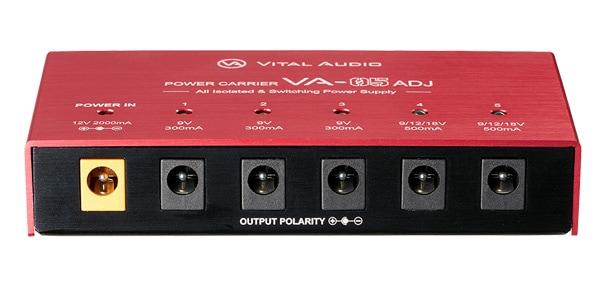 Vital Audio バイタルオーディオ / VA-05 ADJ【パワーサプライ】