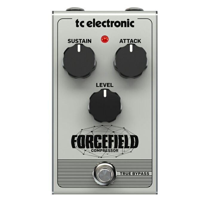 tc electronic ティーシーエレクトロニック / Forcefield Compressor【コンプレッサー】
