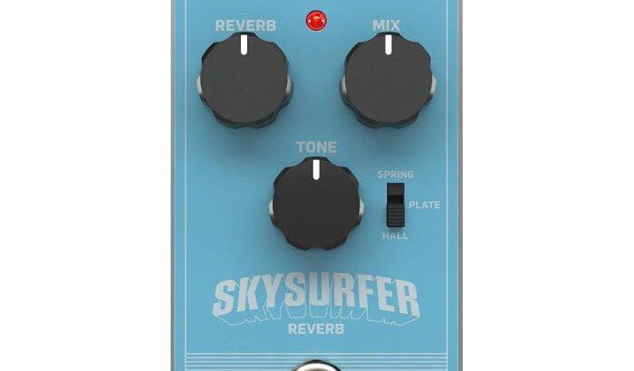 tc electronic ティーシーエレクトロニック / Skysurfer Reverb【リバーブ】