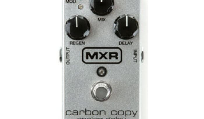 Jim Dunlop ジム ダンロップ / M169A Carbon Copy Analog Delay 10th Anniversary Edition【ディレイ】