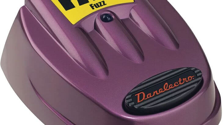 Danelectro ダンエレクトロ  / D-7 FAB FUZZ【ファズ】