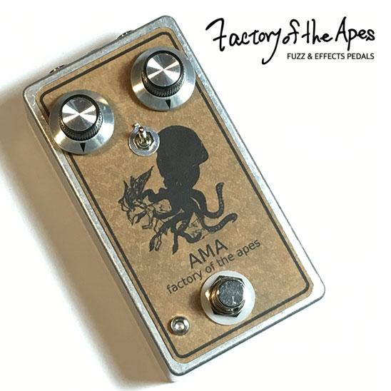 factory of the apes ファクトリーオブジエイプス / AMA【ファズ】