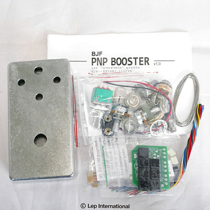 Moody Sounds ムーディーサウンズ / BJFE PNP Germanium Booster Kit【ブースター】【自作エフェクターキット】