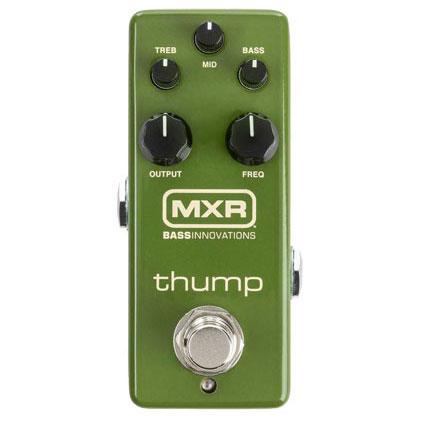 MXR エムエックスアール / M281 THUMP BASS PREAMP【ベース用プリアンプ】