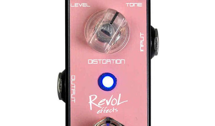 RevoL effects レヴォル エフェクツ / EDS-03 Triple D【ディストーション】