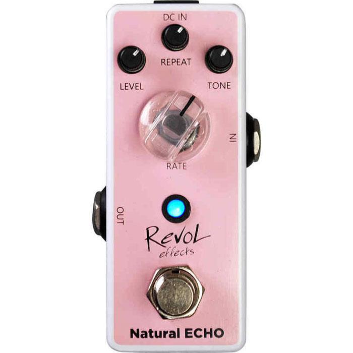 RevoL effects レヴォル エフェクツ / EEC-01 Natural ECHO【エコー】