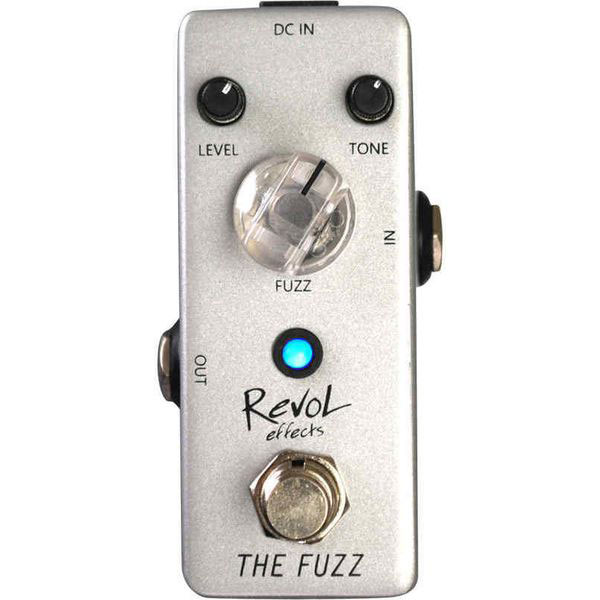 RevoL effects レヴォル エフェクツ / EFZ-01 THE FUZZ 【ファズ】
