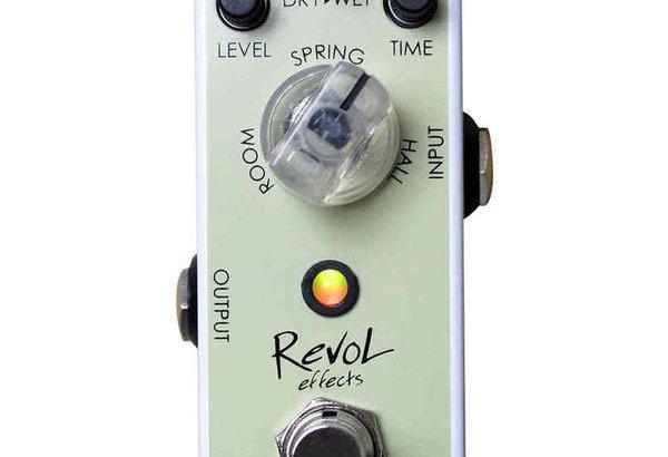 RevoL effects レヴォル エフェクツ / ERV-01 Treeverb【リバーブ】