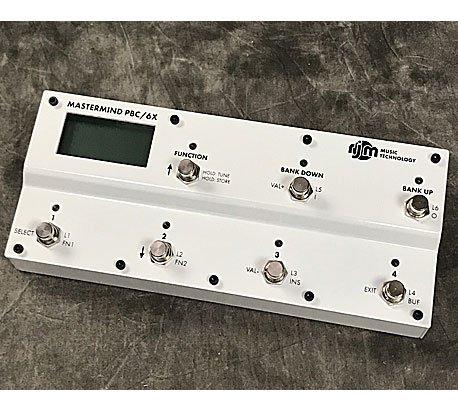 RJM アールジェイエム / Mastermind PBC/6X White【スイッチングユニット】